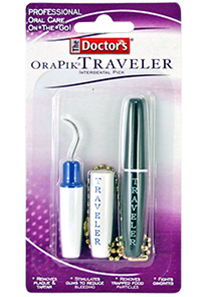 The Doctor's OraPik Traveler